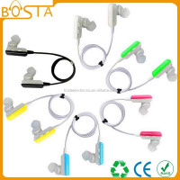 Sports colorful cheap promotion invisible bluetooth earphone earpiece