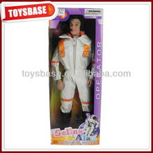 Cute toy outer space doll man