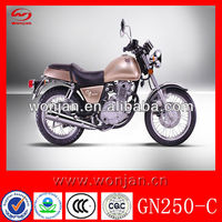 250cc SUZUKI motorbike with EEC /cruiser bike motorcycle (GN250-C)