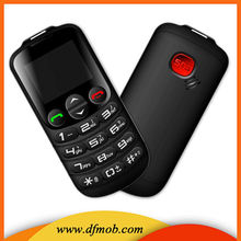 Very Simple GSM Big Keyboard 1.8INCH GPRS/WAP Big Font MTK6260M SOS Cheapest Senior Mobile Phone T08