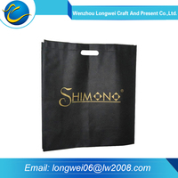 Best Quality Custom printed non woven shopping bag