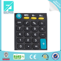 Fupu mini desktop dual power calculator battery not included