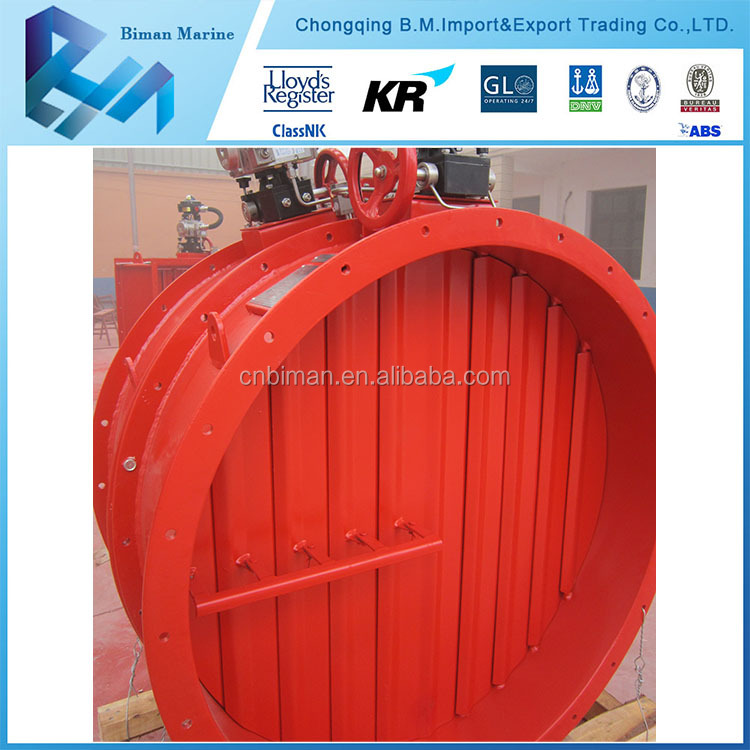 offshore low price fire damper