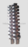 grinding shaft double screws double shaft for vemag filling machine