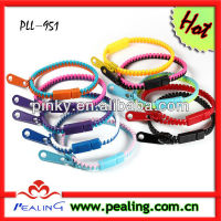 the fashion zipper bracelet,guangzhou factory