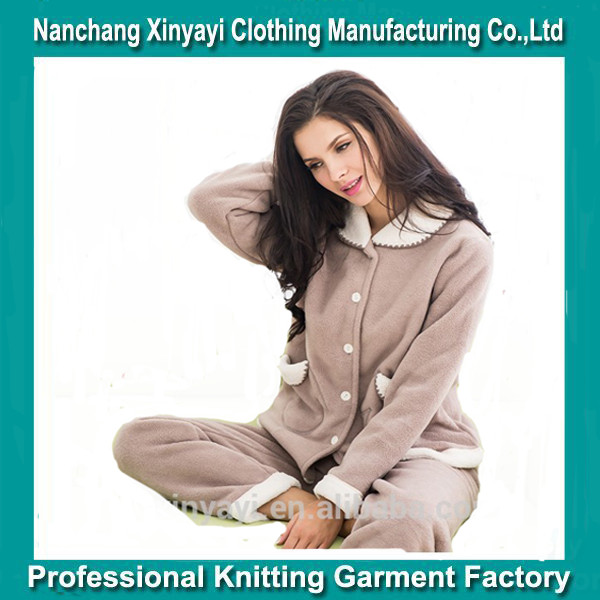 winter pajamas /cheap china wholesale winter clothing china alibaba