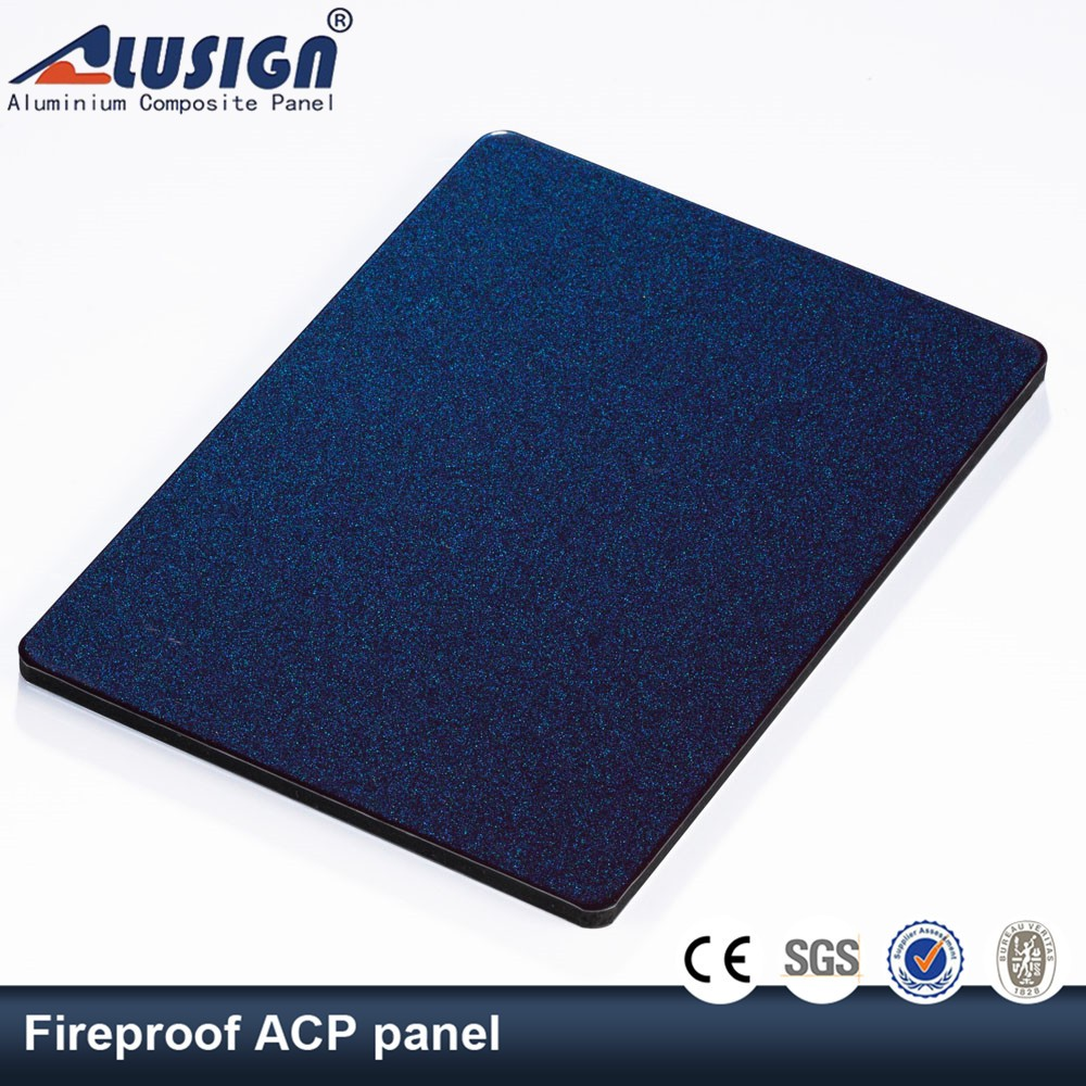 Alusign wooden finish acp panel reynobond aluminum composite panel Aluminum Composite Panels