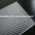 GE polycarbonate prismatic solid sheet/frism plastic board