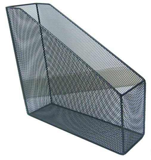wire mesh magazine holder 3 tier buy wire mesh file. Black Bedroom Furniture Sets. Home Design Ideas