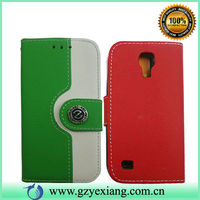 cute case for samsung s4 mini flip leather phone case