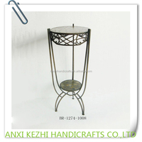 BR-1274-1008 Metal Iron Plant Pot Stand