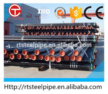 API 5L,API 5CT Tube/API 5L Gr.B X52 X70 Black Seamless Carbon Steel Pipe