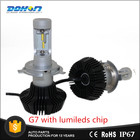 G7 led phare plug & play 40 W 4000LM 6500 K Lumileds LED Phare Conversion Kit de voiture led phare H4 H1, H3, HB4, H7, H8, H9, H11