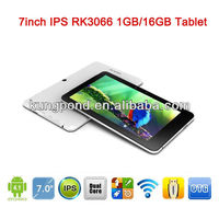 7 inch android 4.1 dual core capacitive tablet 1024x600
