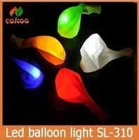 Free Shipping Party Supply Factory Direct inflatable Latex LED Balloons