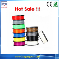 3D printer plastic abs and pla filament supplier