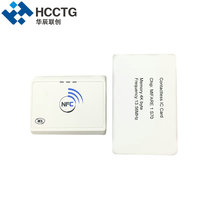 Contactless 13.56Mhz Nfc Reader Bluetooth Android Rfid Mobile Phones Card Reader Acr1311