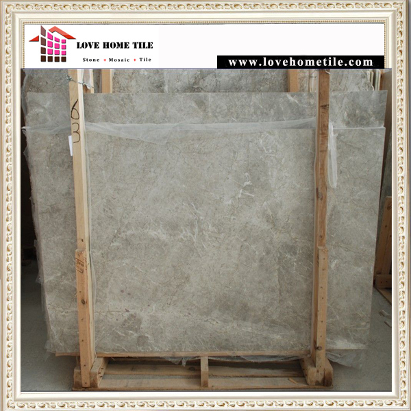 Alibaba Best Wholesale Iran natural polished dora cloud grey marble