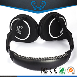 Factory price noise cancelling dual volume control wireless headphone