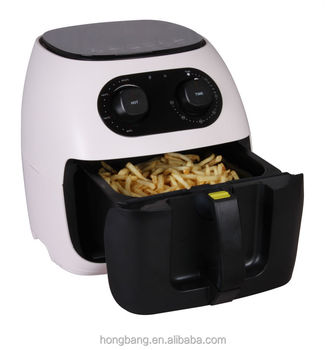 2015 New electric multipurpose oil free air deep fryer HB-806