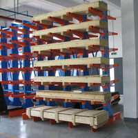 Steel pipe storage rack , industrial pipe rack , heavy duty rack