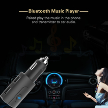 high quality bluetooth handsfree car kit wireless microphone bluetooth speakerphone driving safer car kit