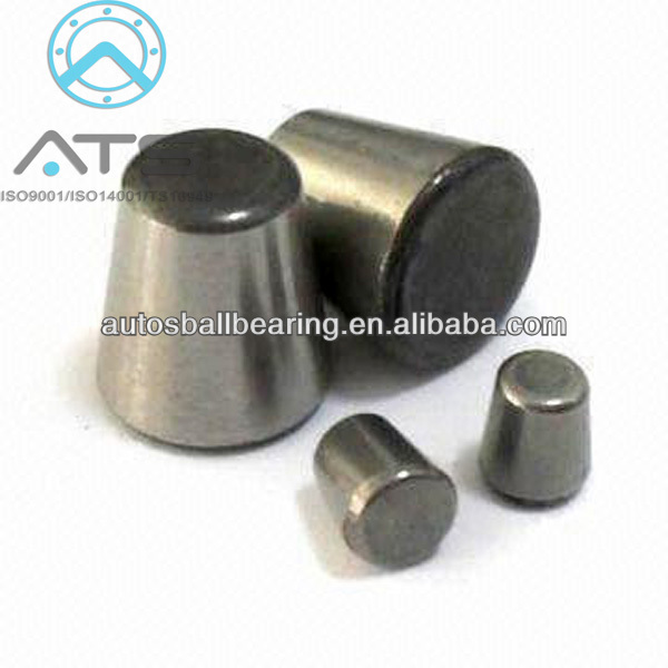 China manufactured high precision bearing chrome steel tapered rollers use on metallurgy, metal, metallurgical, Huettenwesen