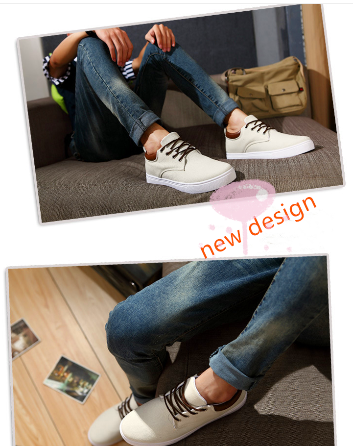 2018Fashion sell beautiful canvas shoes men