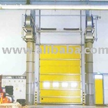 Air heat curtains (industrial air conditioner)