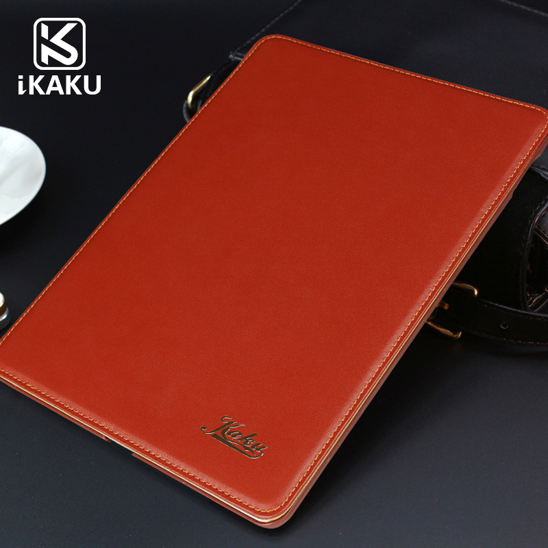 High quality cover cases for android kaku pu flip tablet cases 10.1