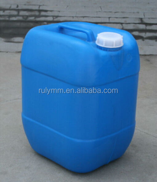 20L HDPE used oil plastic drums Jerry can for sale