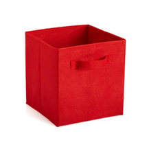 Zhejiang HF-SB-Q2 wholesale Non Woven Foldable Storage Box/fabric Bins/fabric Cubes
