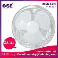 Factory price home appliance usb rechargeable table fan 66X14 Alu motor