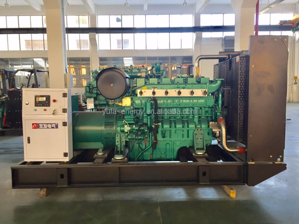China manufacture 10kw three phase generator set for home use