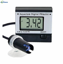 New Design <strong>1</strong> Meter Reliable And Stable Cable Applied Aquarium Aquaculture Swimming Pool Digital Mini PH Meter