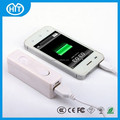 portable 2600mah cigarette lighter power bank, cheap mini power bank with cigarette lighter, rohs power bank 2600mah