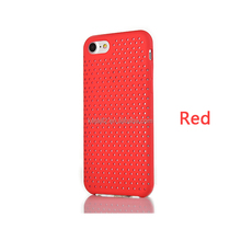 high quality original silicone cell phone case for apple iphone 7