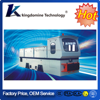 12T Underground Electric Mine Battery Locomotive
