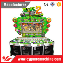 Hot Sale Amusement Coin Operated Fish Game Machine Plants VS Zombies Electric Redemption Game