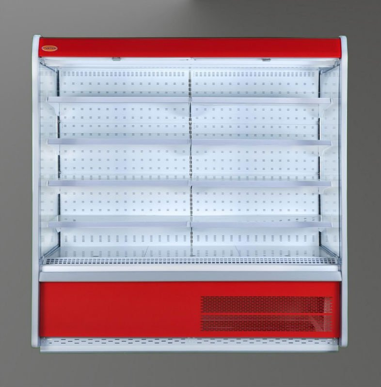 Refrigeration Display SAMOS Built-in Dairy Cabinet
