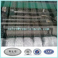galvanized or PVC coated chicken wire fencing panels for chicken cage or fence