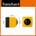 Cube 360 action camera WIFI Full 1080P 30fps 30m waterproof