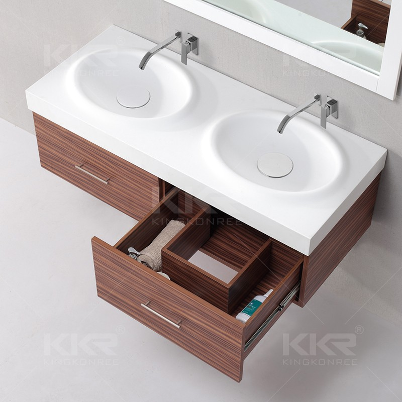 Bathroom Sinks European Style european style commercial bathroom double bowl sinks with two