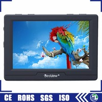 wholesales slim HD mini TFT portable battery powered 5 inch small size lcd monitor