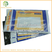 printed poly mailer waterproof big bag