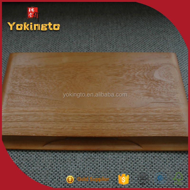 paulownia poplar pine wood OEM wood drawer side / drawer chest with cheap price