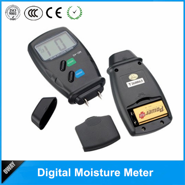 High quality wet degree test concrete moisture meter