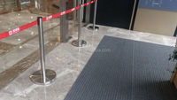 Newly economic dust removal entrance matting system