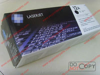Top consumable products Q2612A laser printer cartridges For HP