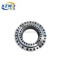 China made Hot sell customized none gear double row Q series Slewing ring bearing